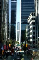 Vancouver Downtown by WestSideofMidnight