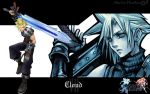 Dissidia Cloud Wallpaper by Shadow-Heartless