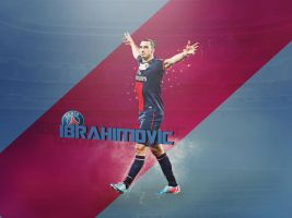 Ibrahimovic by bassem55