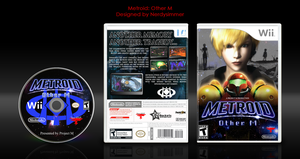 Metroid Other M Boxart by NerdySimmer