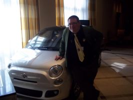 GoDaikoCon 2012: Lupin and the Fiat by BigAl2k6