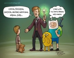 doctor who fanfiction all doctors meet