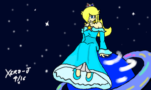 Rosalina :Colors 3D: by Xero-J