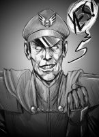 M. Bison by InfamouslyDorky