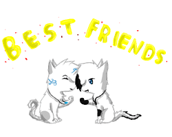 contest entry: BFF by random-ftw