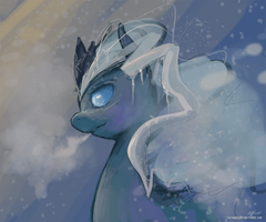 Ice by ninthsphere