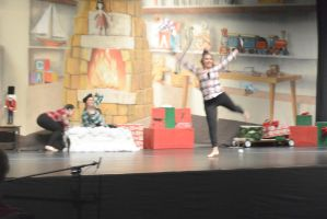 The Dance Company Christmas Show, Snowball Fight 3 by Miss-Tbones