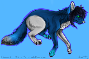Adoptable 15 Points by Snowstorm-wolf