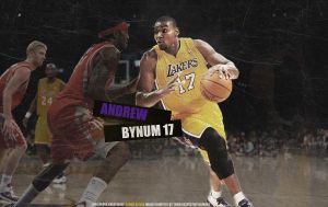 Andrew Bynum by pllay1