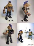 Teenage Mutant Ninja Turtles 2015 Bebop by Baker009