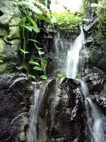 .stock: waterfall. by guavon-stock