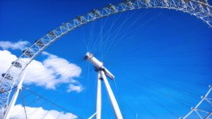 London Eye by DazUki