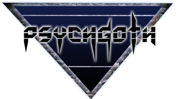 New PsychGoth Logo by goth-of-whoville