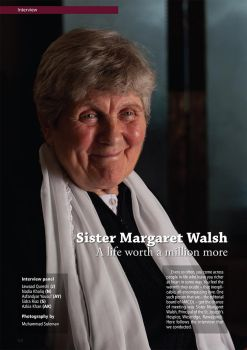 Sister Margaret Walsh by sulfar