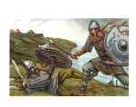 3 Ivinian vs Jarin (The storm is coming by Luschek