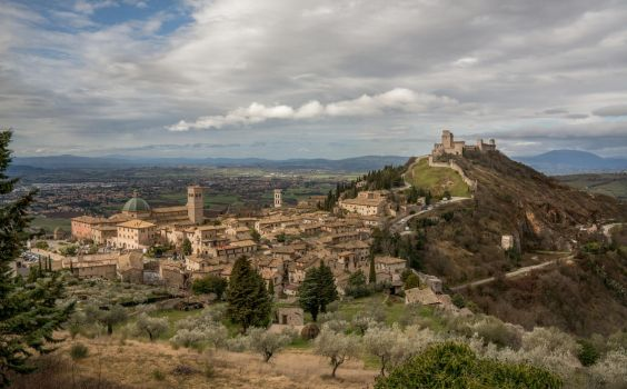 Assisi by roman-gp