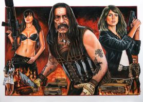 Machete by Chrisroma