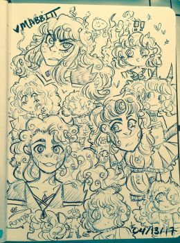 McDoodle Dump 0.1 by SolarRadiance