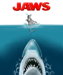 Non-Jaws N-O-N by weegee06