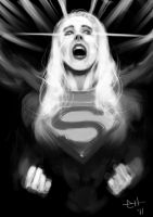 Supergirl - Berserk by eHillustrations