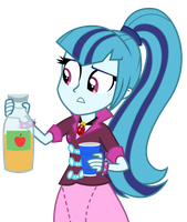 I knew I used too much grape juice! by AlicornOverlord