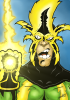 Electro by BouncieD