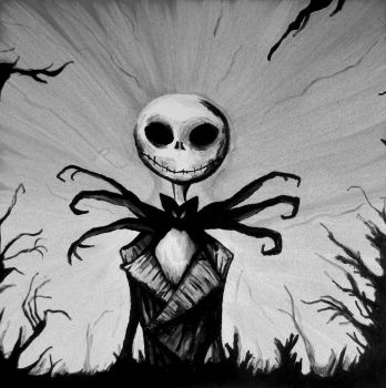 Jack Skellington by Vamist