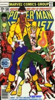 Power Man and Iron Fist update by RWhitney75