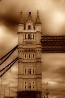 Tower Bridge by p0isson