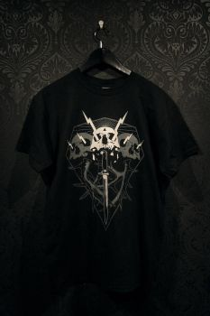 Holy skull tshirt by torvenius