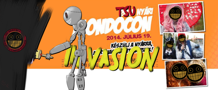 Mondo invasion project by HelixNarr