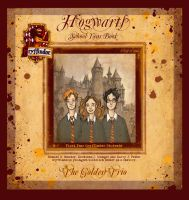 Hogwarts Year Book 1st yr. by HexyJinx