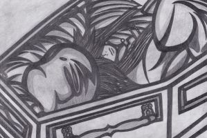 Undertaker: Self-Made coffins and Sweet dreams by Schneefuechsin
