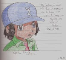 Kouichi Journal Entry by timberwolf90
