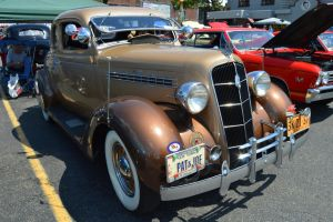 1935 Plymouth Business Coupe IV by Brooklyn47