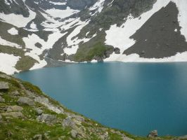 THE WHITE LAKE by isabelle13280
