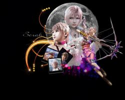 Serah by night by softlady