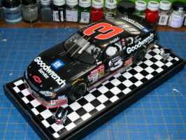2002 Dale Earnhardt Goodwrench by ScottsModels