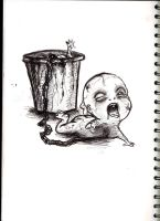 abortion bucket by tifachan
