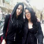 With Heike Langhans by frozenmistress