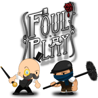 Foul Play by POOTERMAN