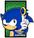 Its Sanic :D by GamistTH