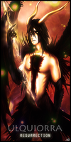 ULQUIORRA RESSURRECTION by RedRus
