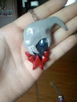Clay Darkrai Pendant by Esca-Lutum