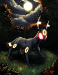 Umbreon Speedpaint by DanjiIsthmus