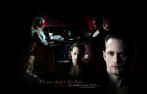 Eric and Sookie- Makes me feel by hazelxxx