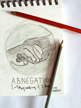Abnegation by NikitaEurofan