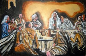 The Last Supper by JohnPipere