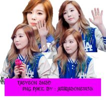 TaeYeon SNSD PNG PACK by amirasone1432