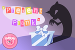 """Present Prank"" Title Card by FlamingoRich"
